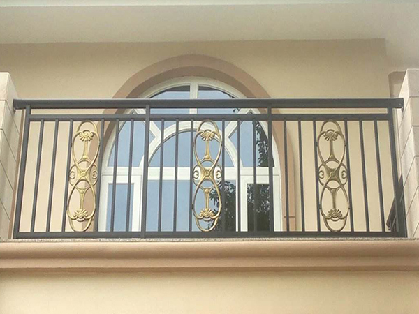 Fashion Balcony Aluminum Fence