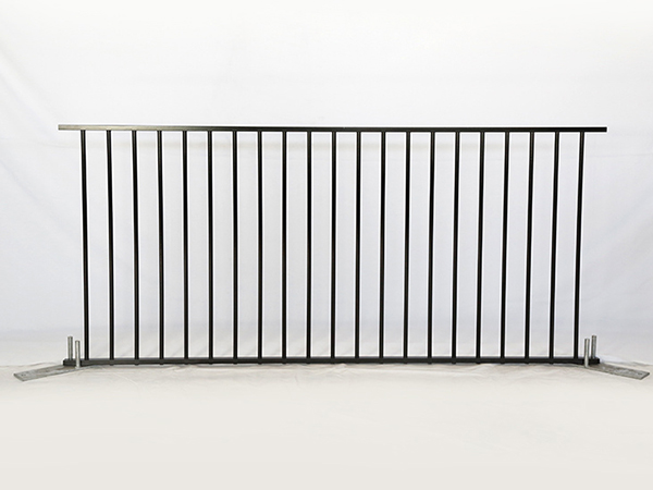 Flat Top Steel Fence