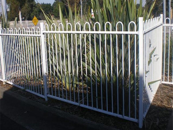 Garden Loop Top Fence