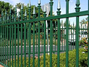 High/Low Picket Fence