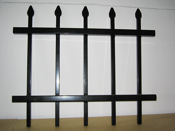 Spear Top Security Fence