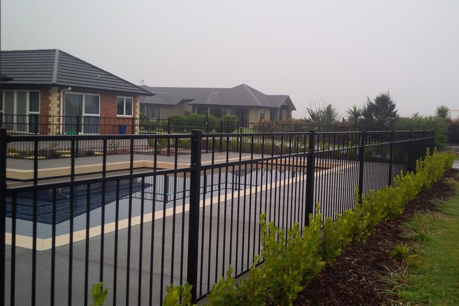 Swimming Pool Security Fence